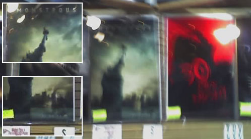 ¿Es este el teaser póster de Cloverfield a.k.a. 1-18-08?